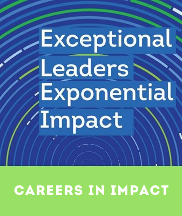 Launch – Careers in Impact