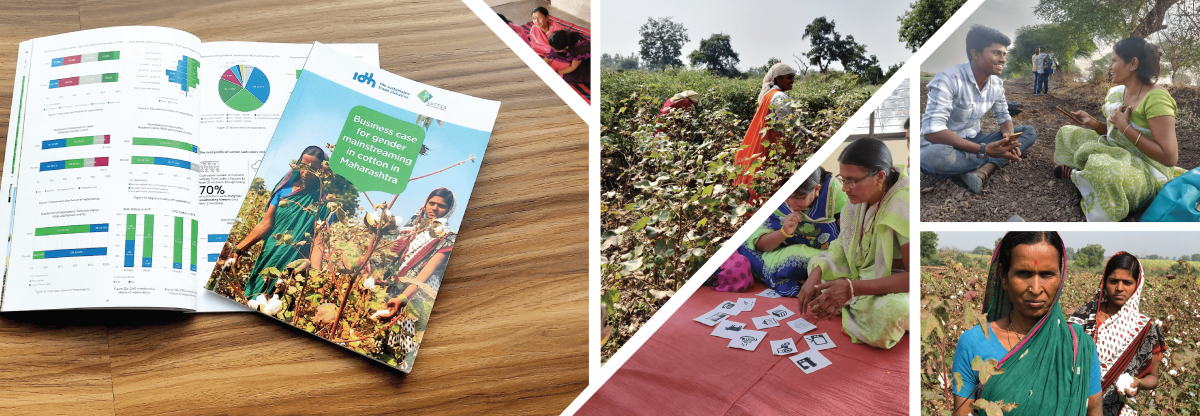 Business Case for Gender Mainstreaming in Cotton in Maharashtra