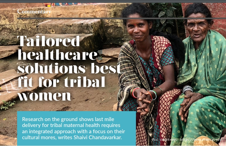 Tailored Healthcare Solutions for Tribal Women