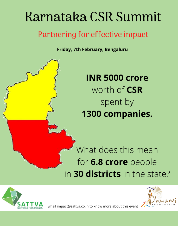 Karnataka CSR Summit