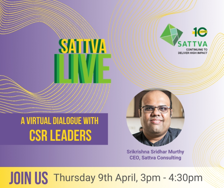 Sattva Live – with CSR Leaders
