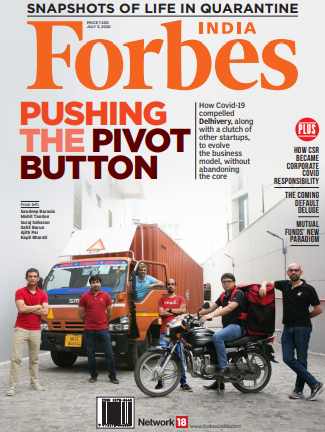 Forbes India July 2020